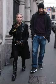 Un footballeur et une femme d'affaires intraitable, vous aurez reconnu Zlatan Ibrahimovic et ….