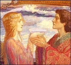 Qui est ce couple présent dans une légende du 12e siècle ?