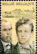 En littérature, Verlaine formait un couple amoureux avec Rimbaud.