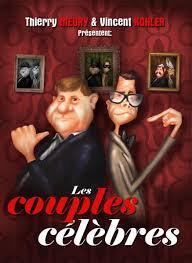 Couples célèbres