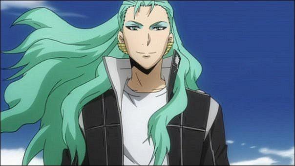Je suis la Véritable Couronne Funéraire du Nuage et je suis très loyal à Byakuran. Je me nomme...