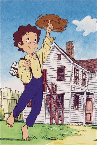 Qui est ce petit garçon qui a vécu de belles aventures et qui vit en Amérique ?