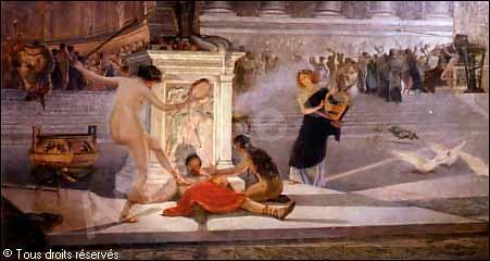 Dans la légende, quelles volailles donnèrent l'alerte au romains contre une attaque nocturne gauloise ?