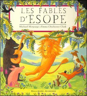 La Fontaine s'est beaucoup inspiré d'Esope pour ses fables. Qui avait des oeufs d'or dans la fable d' Esope ?