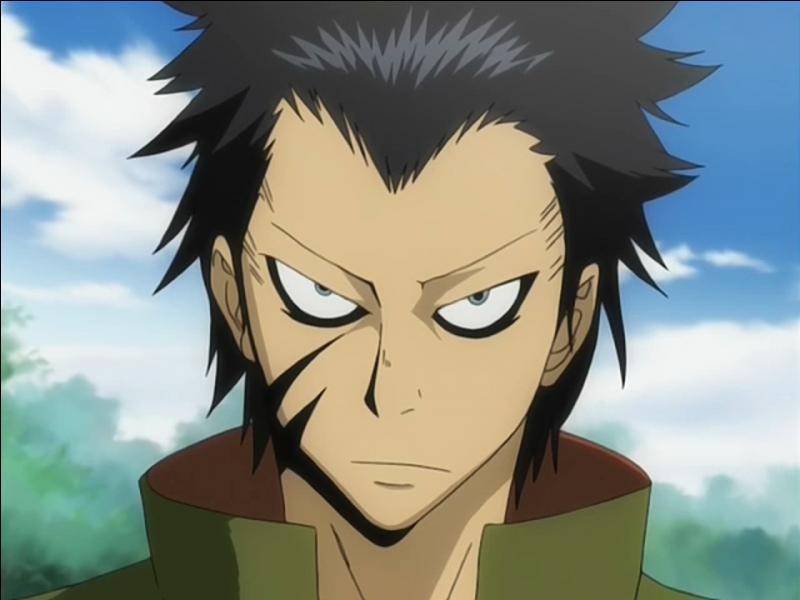 Je fus un membre du Kokuyo Gang et je fus contrôlé par Mukuro Rokudô. Je me nomme...