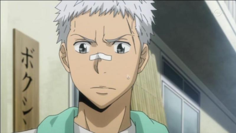 Je suis l'actuel Gardien du Soleil, mais aussi le capitaine du club de boxe du Collège Namimori. Je suis...