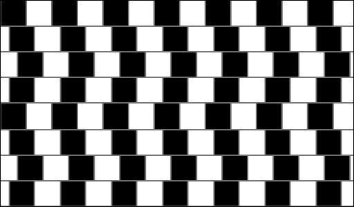 Vrai ou faux ? Ces lignes sont parallèles.