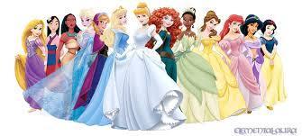 Je suis une princesse Disney