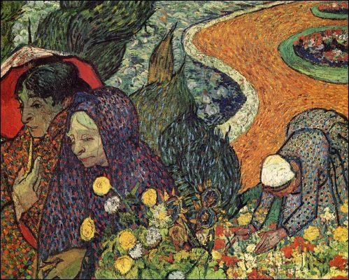 """Qui a peint """"Mémoire du Jardin d'Eden"""" ?"""