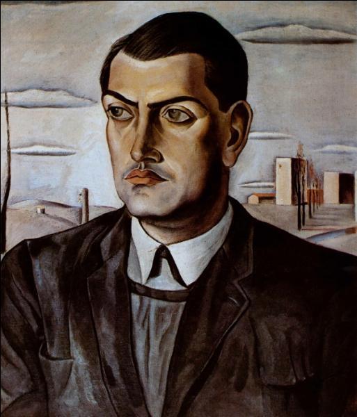 """Qui a peint """"Luis Bunuel"""" ?"""