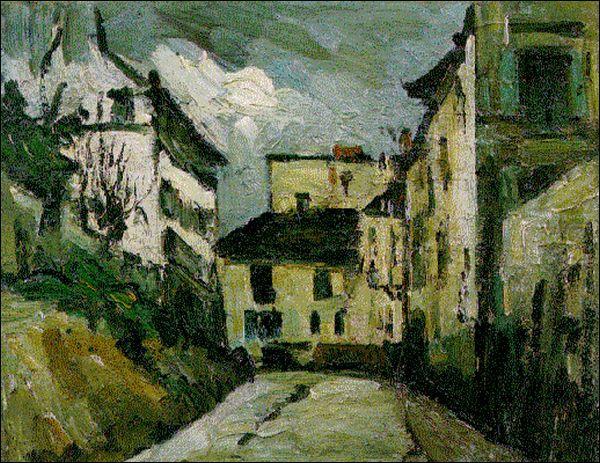 """Qui a peint """"Rue des saules à Montmartre"""" ?"""