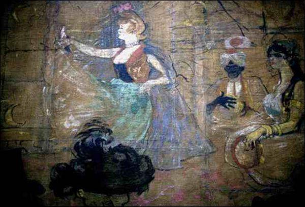 """Qui a peint """"Danse au Moulin Rouge"""" ?"""