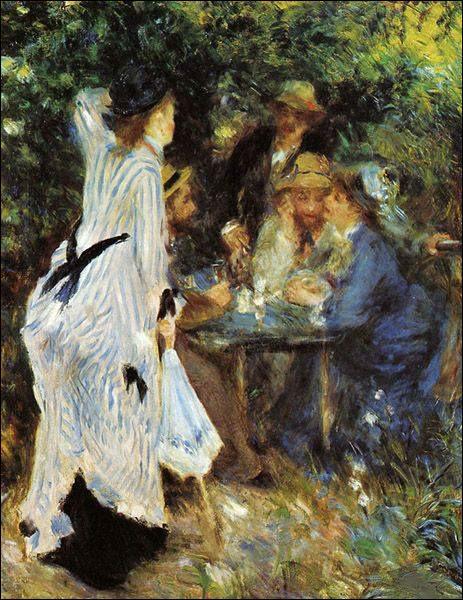 """Qui a peint """"Au Moulin de la Galette"""" ?"""