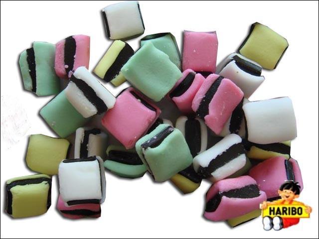 A quoi sont parfumés ces bonbons Haribo ?