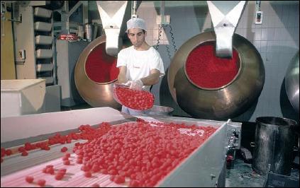 Et pourquoi n'iriez-vous pas visiter l'usine Haribo et son musée du bonbon !