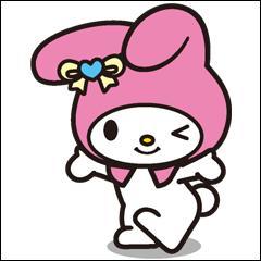 Petite lapine créée par la Societé Sanrio c'est :