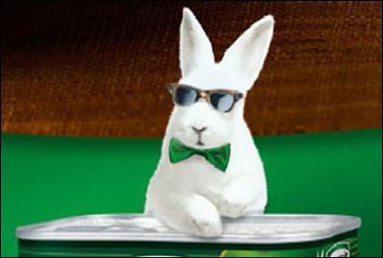 Souvenez-vous de ce lapin qui vantait les légumes :