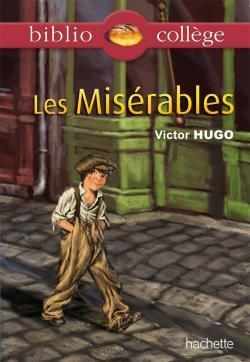 'Les Misérables', biblio collège