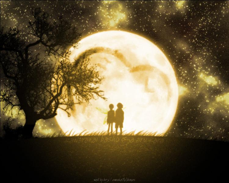 """Qui est l'interprète de """"Mais oublie tes nuits sans sommeil, de l'infini jusqu'au soleil......Retouve-moi, rue des étoiles"""" ?"""
