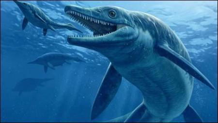 Quel est cet animal terrifiant qui vivait dans les océans ?