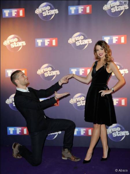 """Qui est son partenaire dans """"Danse avec les stars"""" ?"""