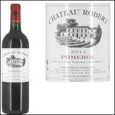 Qu'avez-vous pensé du Pomerol ?