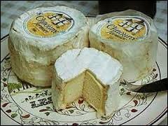 Voici le fromage avec un Chaource au lait de...