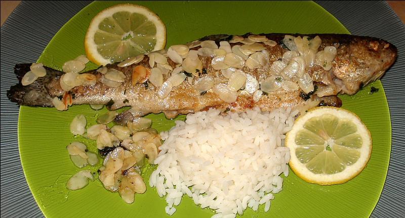 Nous n'avons pas oublié que certains préfèrent le poisson et dégusteront :