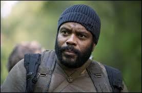 Dans l'épisode 9, où Tyreese se fait-il mordre ?