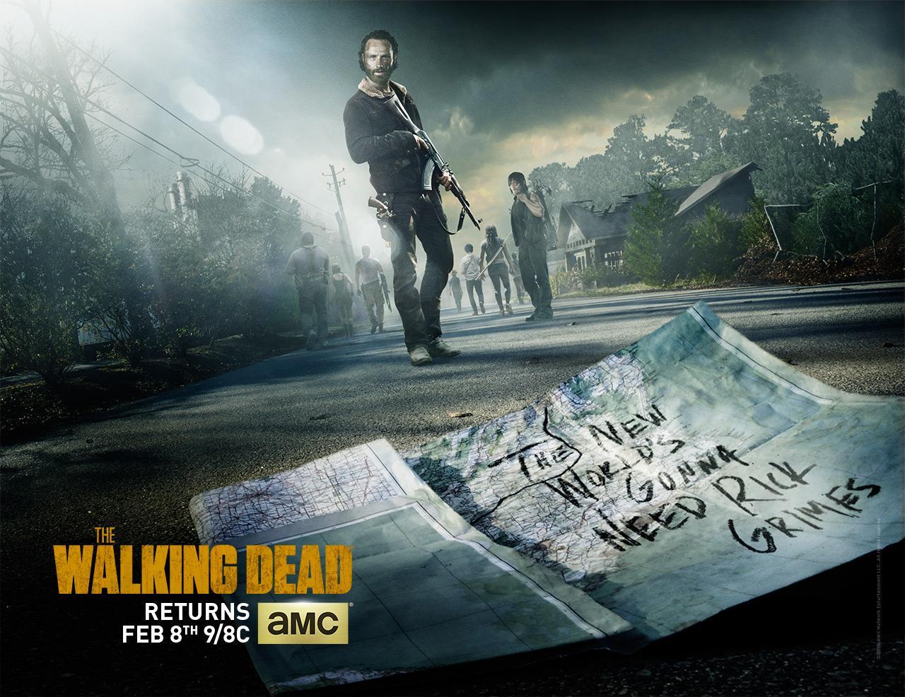 The Walking Dead (saison 5)