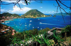 Quelle île n'est pas une île des Antilles ?