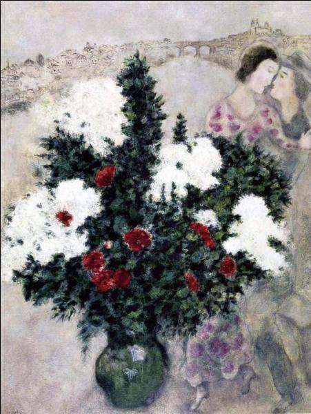 "Qui a peint ""Les lilas blancs"""