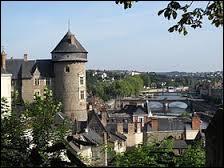 Mon premier est la préfecture de la Mayenne :