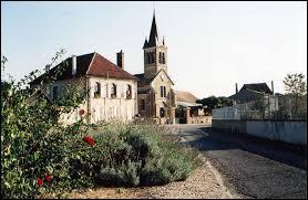 Mon quatrième est une commune de l'Aube presque totalement enclavée dans le département de l'Yonne :