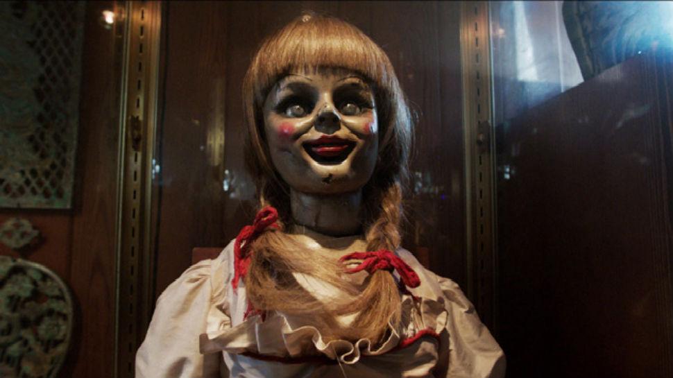 Halloween Horror Movie : Annabelle