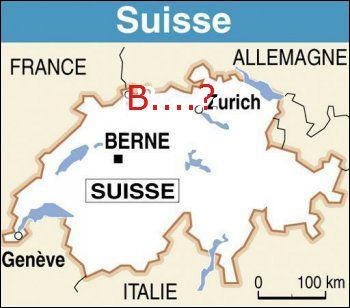 Mon homonyme porte le nom d'une ville de Suisse !