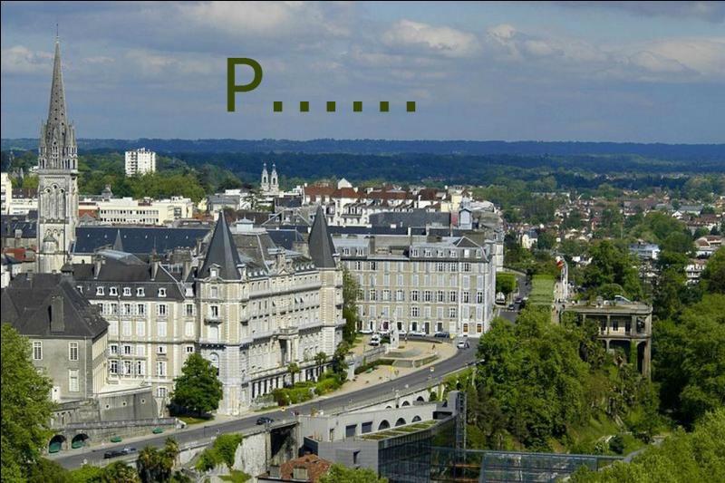 Je suis l'homonyme de la préfecture des Pyrénées-Atlantiques, que dire de moi ?