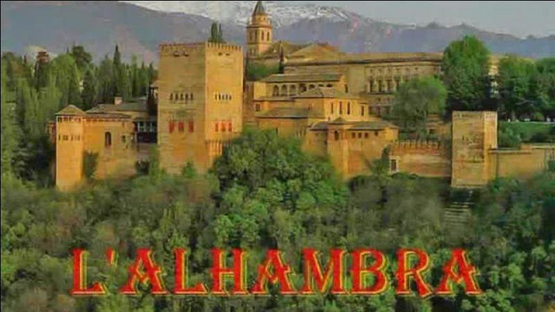 Je porte le nom d'une ville d'Andalousie (l'indice est sur l'image) :