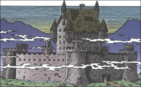 Pour quelle raison rentrera-t-il chez lui, au Château des McPicsou ?