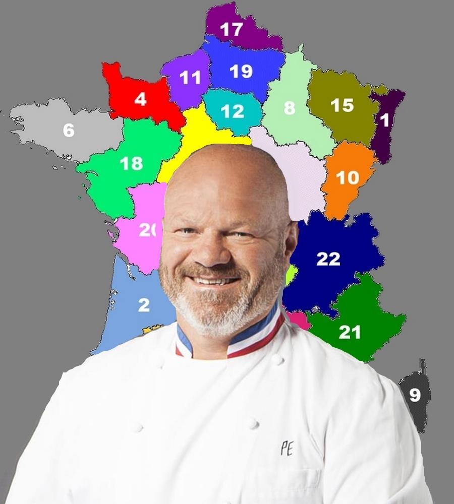 Les spécialités françaises