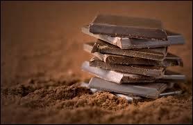 Le chocolat noir doit contenir au minimum :