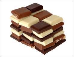 Quel chocolat contient le moins de sucre ?