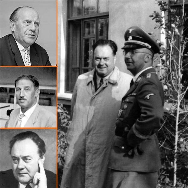 Ce médecin thérapeute finlandais, rentré au service d'Heinrich Himmler en 1939, profitera de son influence auprès du Reichsführer de la SS pour sauver plus de 60000 juifs...