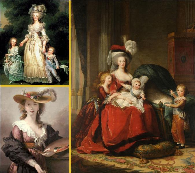 Sa peinture et sa longue carrière en ont fait un témoin privilégié de cette époque. Quel est cet artiste devenu le portraitiste officiel de la cour de France, de Marie-Antoinette et de Louis XVI ?