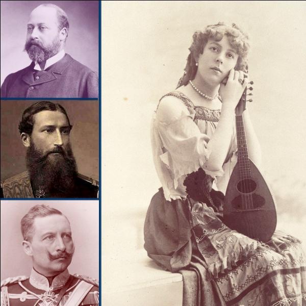 Elle était l'une des «Trois Grâces» de la Belle Epoque. Danseuse à ses débuts, devenue «demi-mondaine». On lui attribue des liaisons avec Léopold II roi des Belges, le prince de Galles et futur roi Edouard VII, et le Kaiser Guillaume II...