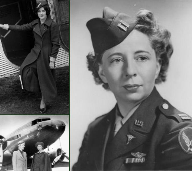 Pour quelle raison, l'Américaine Ellen Church est-elle devenue célèbre dans l'histoire de l'aviation, le 15 mai 1930 ?