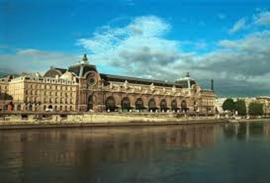 Les peintures du Musée d'Orsay (1/7)