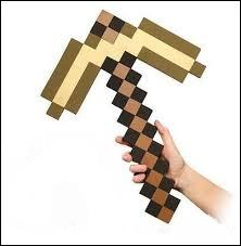 Quizz minecraft quiz jeu minecraft - Peut on casser un pel ...