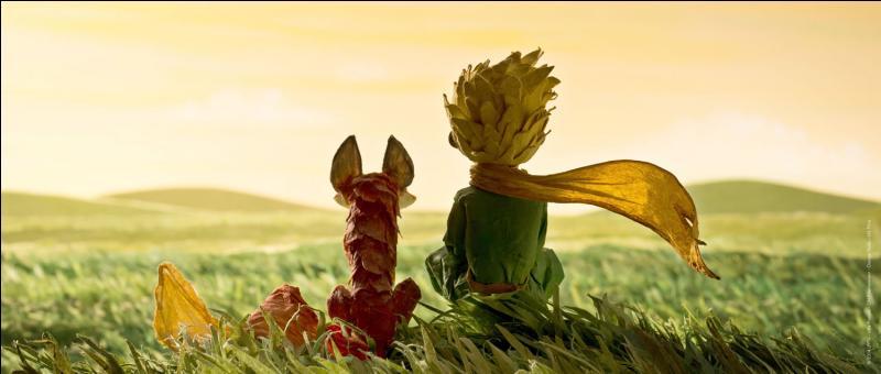On ne voit bien qu'avec le coeur , qu'est-ce qui est invisible pour les yeux pour  Le Petit Prince  ?