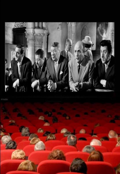 Quel est le titre de ce film de 1963 ?
